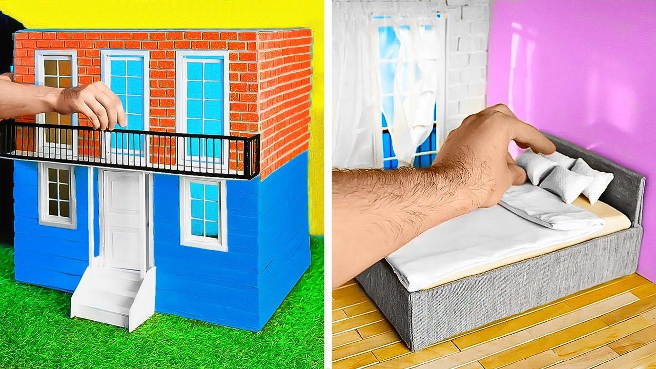 Amazing DIY Miniature Realistic Crafts