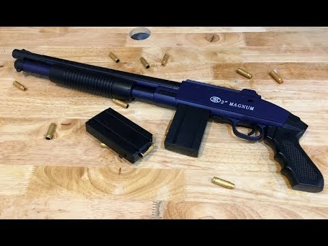Realistic toy gun | the magnum shotgun