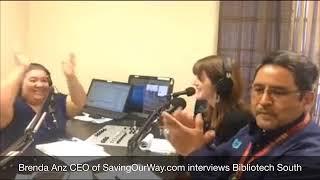 Brenda Anz interviews Bibliotech South on Community Calendar!