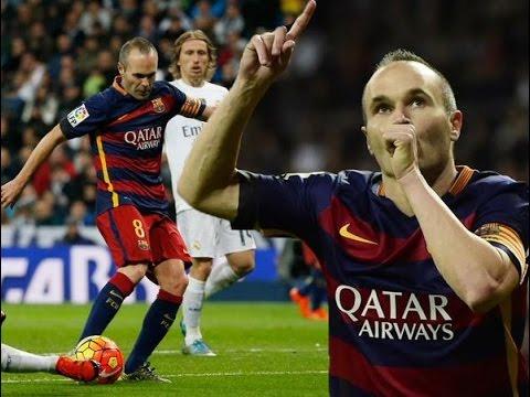 2a45f56a3 Andrés Iniesta Goal VS Real Madrid