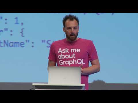 UIKonf 2017 – Day 2 – Martijn Walraven – Strong typing from the server to the UI with GraphQL
