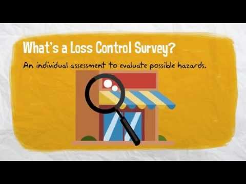 Insurance 101 - Loss Control Surveys