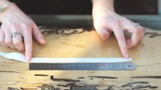 руководство по подборке размера наборных браслетов