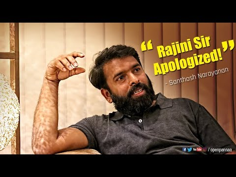 Santhosh Narayanan's First ever Video Interview - Ingadhan Twistu | Open Pannaa