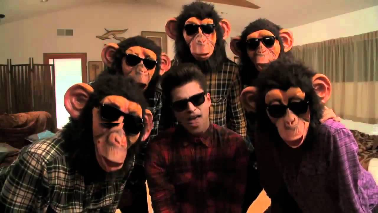 Bruno Mars The Lazy Song Official Video Youtube