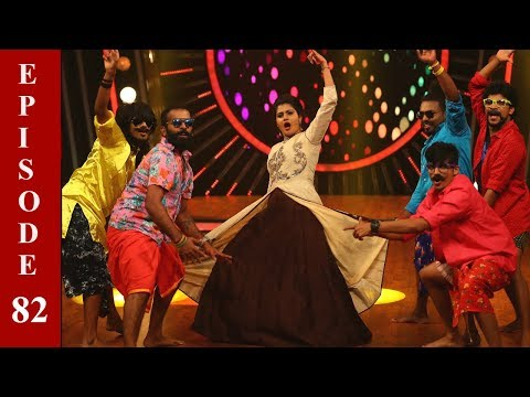 D4 Junior Vs Senior I EP 82 - Love, laugh & dance! I Mazhavil Manorama