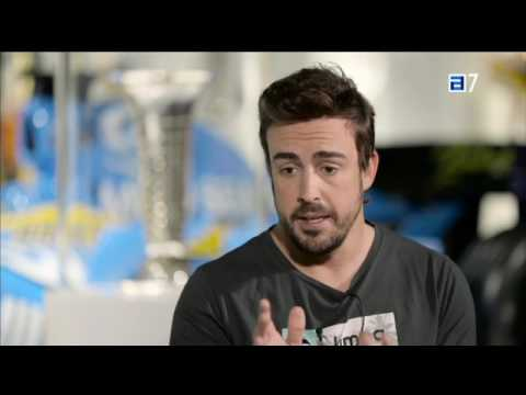 Fernando Alonso. 'Grandes'.