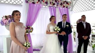 Свадебная Церемония. Анечка и Данечка. 2017