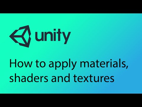 unity-tutorial-4-how-to-apply-materials-shaders-and-textures-to-objects-in-unity
