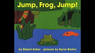 "CADC Harmony Grove Head Start/ABC - Ms. Racheal - ""Jump, Frog, Jump"""
