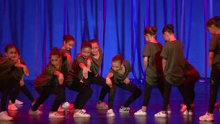 Amaras Dance Studio // Kids//  - Hip-Hop 2018