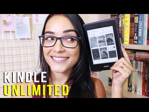 10 EBOOKS PARA LER NO KINDLE UNLIMITED | Nuvem Literária