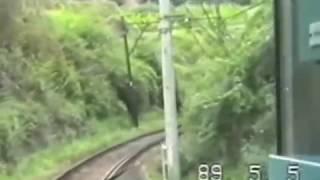 近鉄生駒線の旧線をゆく(東山~元山上口)
