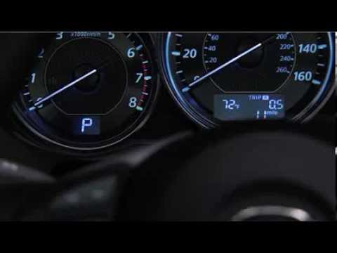 Mazda6 Engine Coolant Temperature Lights Demo Video Youtube