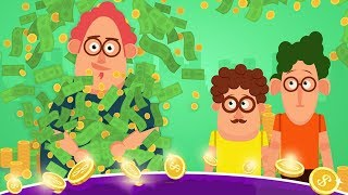 Freelancer Simulator Inc : Game Dev Money Clicker Gameplay | Android Simulation Game