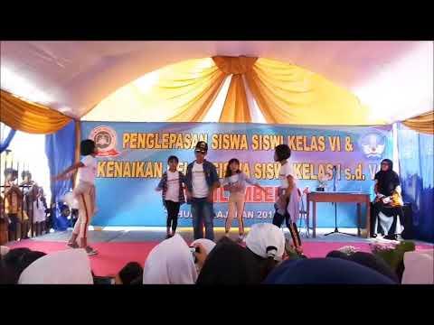 Dance Lagi Syantik,Lagi Tamvan,Goyang Dua Jari    Cover By Forcil (Perpisahan SD Negeri 01 Cilember)