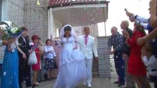 Свадебный клип 3 августа 2013 года