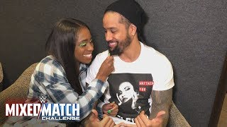 Vote #JimmyNaomi now in WWE Mixed Match Challenge