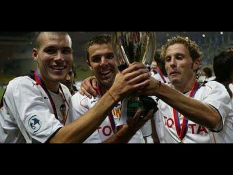 Final Supercopa de Europa Valencia CF -FC Porto