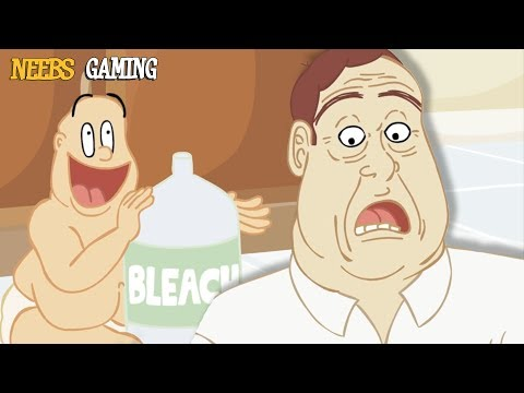 Who's Your Daddy?  NEEBS GAMING ANIMATED