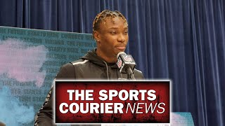 Henry Ruggs III NFL Scouting Combine Press Conference