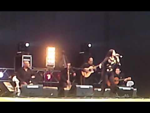 La Reyna Blanca de la Musica Negra - CARMEN CRUZ