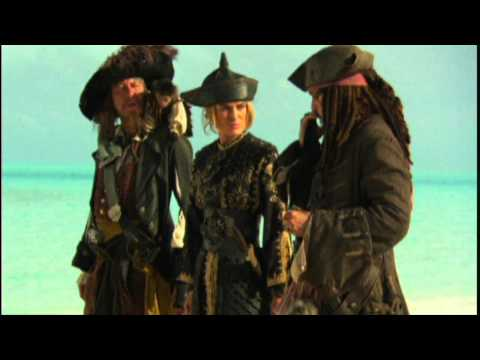 Pirates of the Caribbean: At World's End: Behind the Scenes Production Broll Part 3 of 4