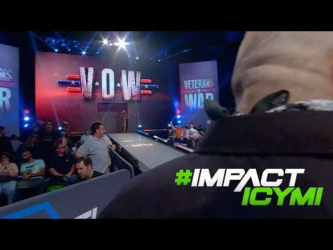 The VOW Have an Issue with LAX   #IMPACTICYMI May 11th, 2017