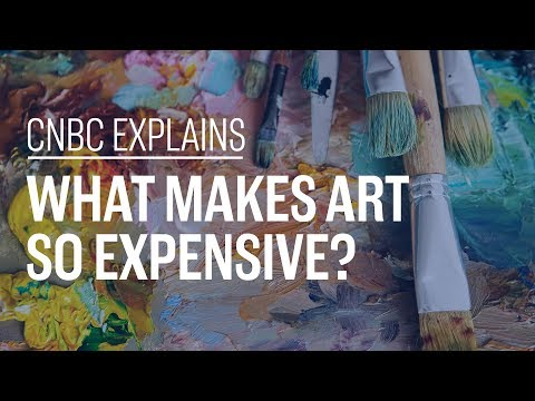 What makes art so expensive? | CNBC Explains