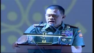 Pidato Panglima dalam Rakernas ke 4 Partai NasDem Full