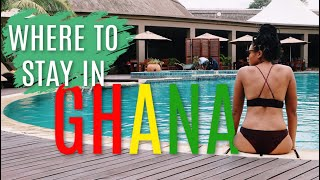 WHERE TO STAY IN GHANA FOR ANY BUDGET  Best Hotels and Apartments to stay in Accra
