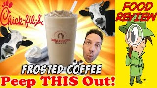Chick-fil-A® | Frosted Coffee Review! Peep THIS Out!
