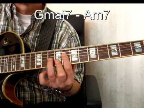 How High The Moon Voicings With Block Chords Medium Youtube