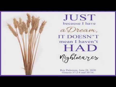 Just Because I Have A Dream, It Doesn't Mean I Don't Have Nightmares!
