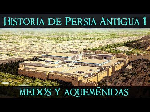 PERSIA ANTIGUA 1: Elam, Medos y Aqueménidas