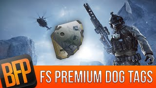 How To Find Final Stand Premium Dog Tags - Battlefield 4