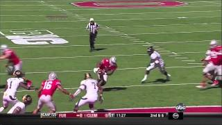 Braxton Miller COMPLETE Heisman Highlights 2012 - Spread the Hype