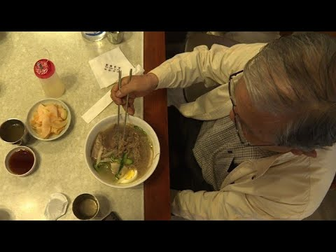 Engouement à Séoul pour la soupe de nouilles nord-coréenne