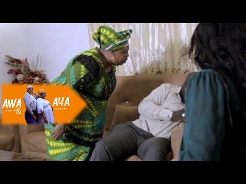 Download Série - AYA NI AWA - Boura musso (belle mère & belle fille ) - Épisode 9 - saison 1