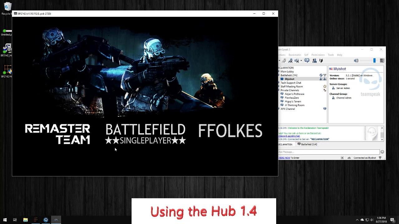 Battlefield 10th anniversary: battlefield 2142 (2006) youtube.
