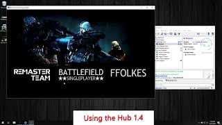 ساحة المعركة 2142 استصلاح HUB V1 4 تعليمات البرنامج التعليمي أدناه