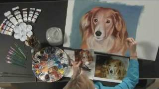 Painting Animals in Acrylic With Lee Hammond