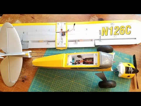 Repairing The Carbon Cub S+ - How To+Tips+Tricks