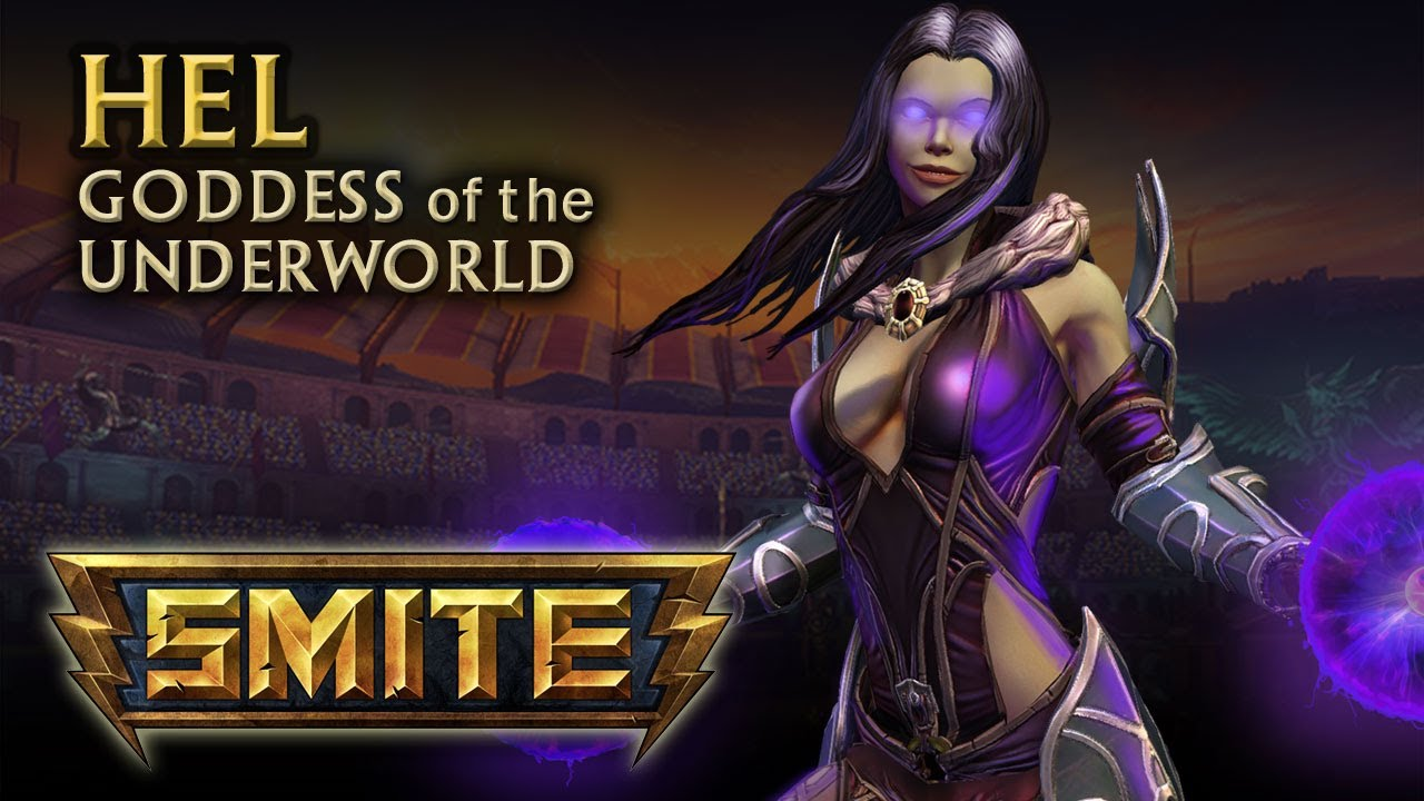 Download SMITE - God Reveal - Hel, Goddess of the Underworld