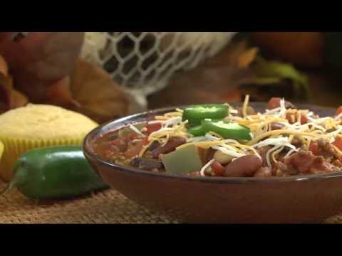 Chili Recipes - How To Make Spicy Pumpkin Chili