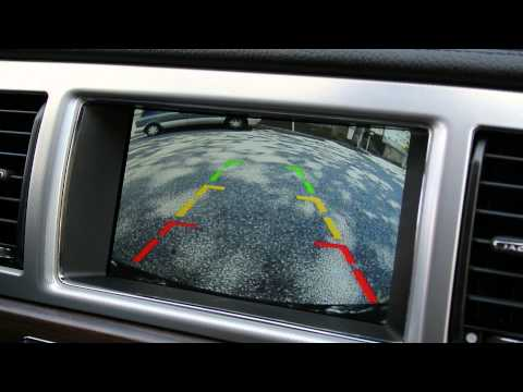 2014 Jaguar XF Aftermarket Navigation, Reverse Camera, XM Satellite Radio