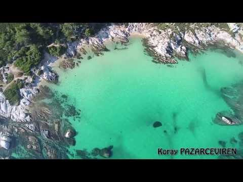 kavourotripes - orange beach chalkidiki