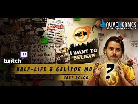 Half-Life Nasıl Oynanır?