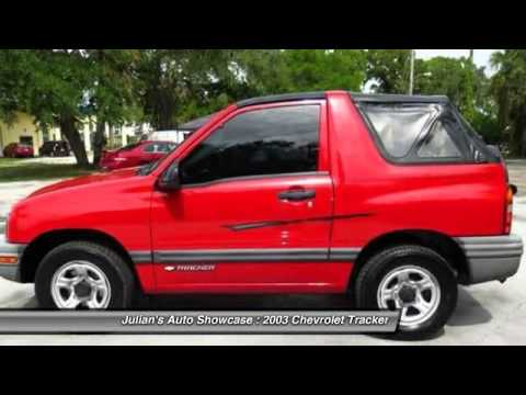 2003 chevrolet tracker 2dr convertible 2wd base new port richey fl 34652 youtube - Tacker fur polstermobel ...