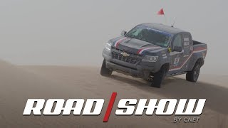 The Chevrolet ZR2 takes on the all-female Rebelle Rally - 2017 thumbnail